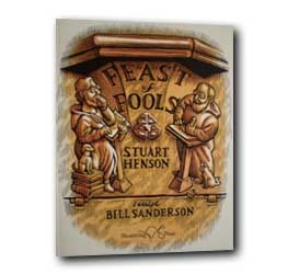 The feast of fools book cover